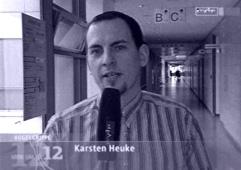 MDR um zwölf, Karsten Heuke