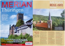 Reisemagazin Thüringen Merian - Journalist Karsten Heuke bei Amazon.de